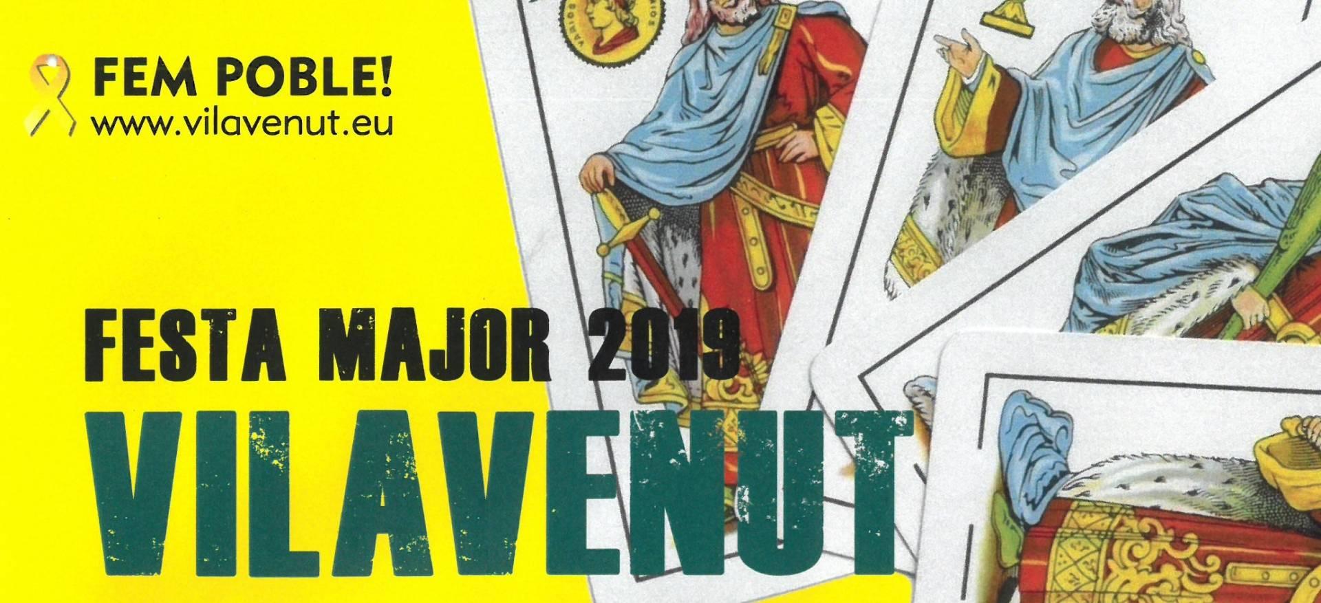 Festa major de Vilavenut, Fontcoberta