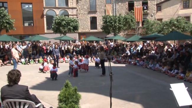 Festa del Roser - 103è Homenatge a la vellesa de Serinyà