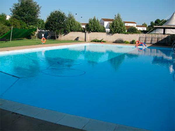 Inauguració de la piscina municipal de Cornellà del Terri