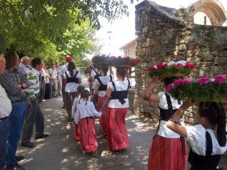 Festes de l'Aplec de Santa Quitèria Sant Miquel de Campmajor