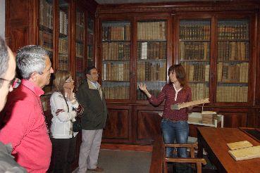 Visita guiada a l'Arxiu Comarcal del Pla de l'Estany