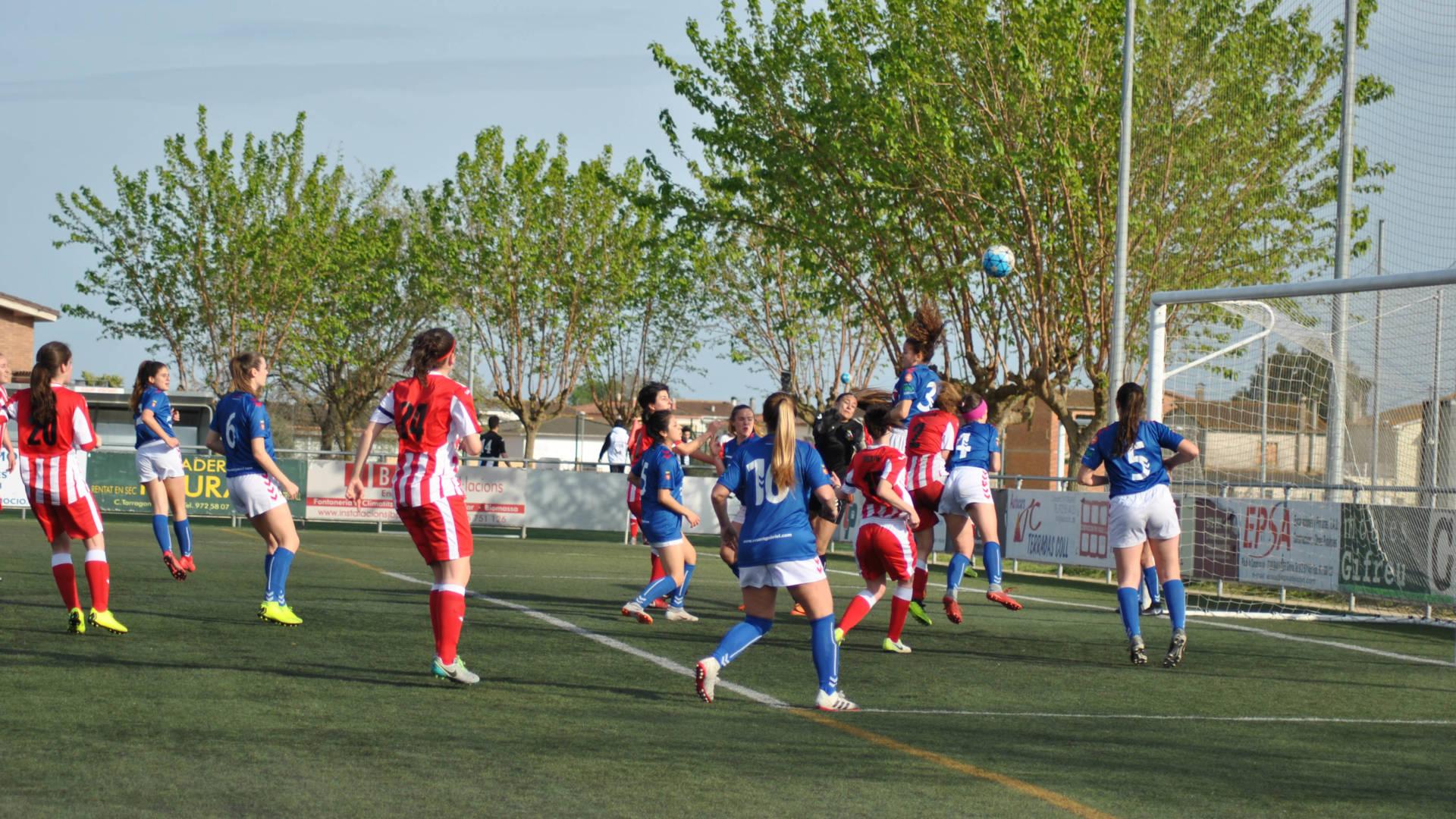 Torneig de futbol 7 - 12h femení de Porqueres