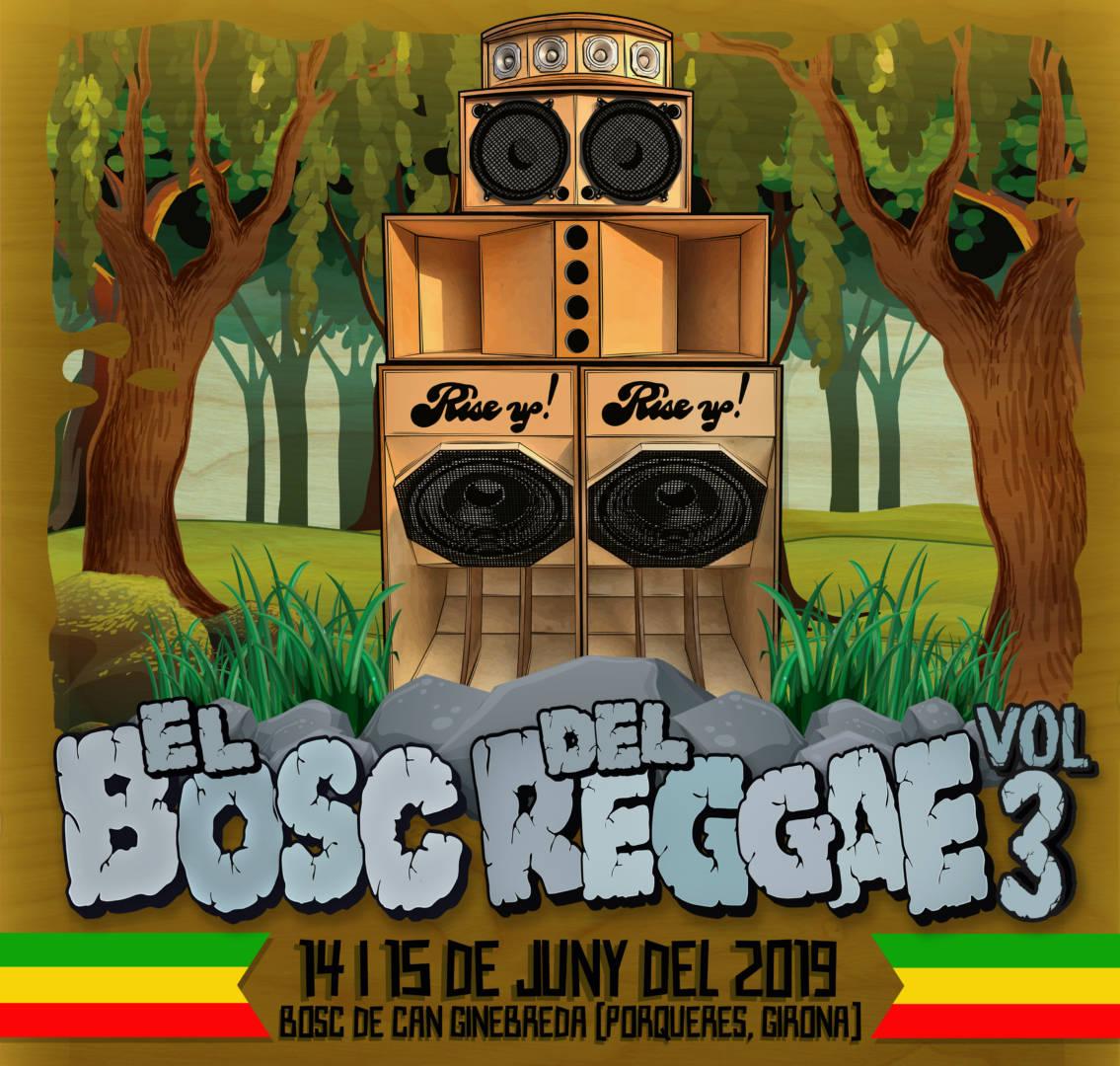 El bosc del Reggae Vol 3.