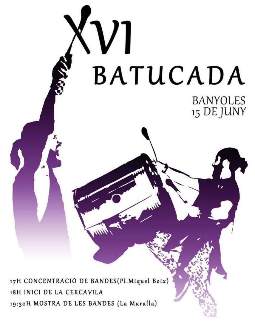 XVI Batucada a Banyoles
