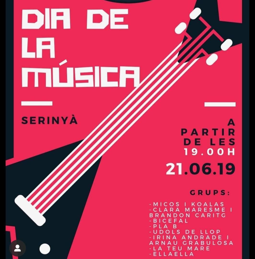 Dia de la música a Serinyà
