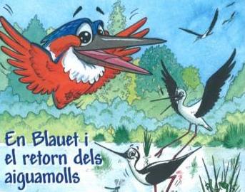 Conte amb Titelles - En Blauet i el retorn dels aiguamolls