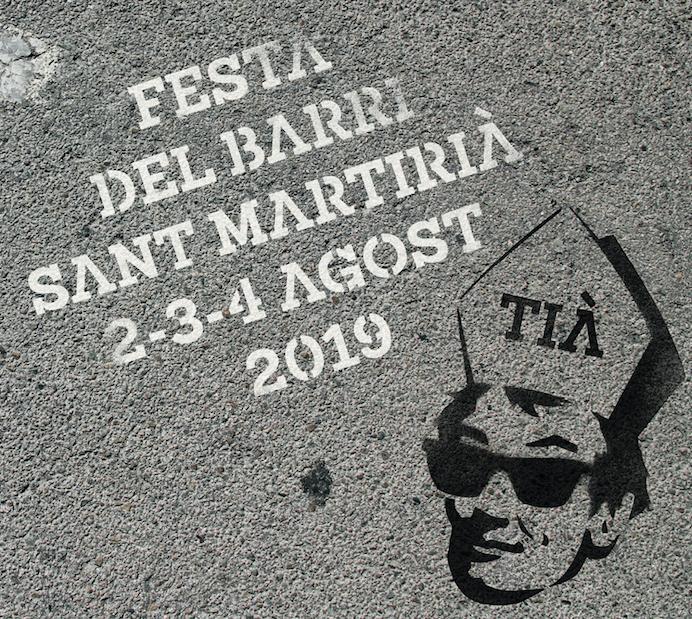 Festa del barri de Sant Martirià de Banyoles