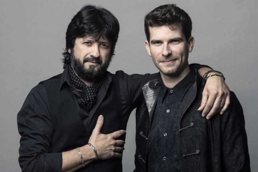 "Música - Presentació del nou disc ""No hay dos sin tres"" de Chicuelo i Mezquida"
