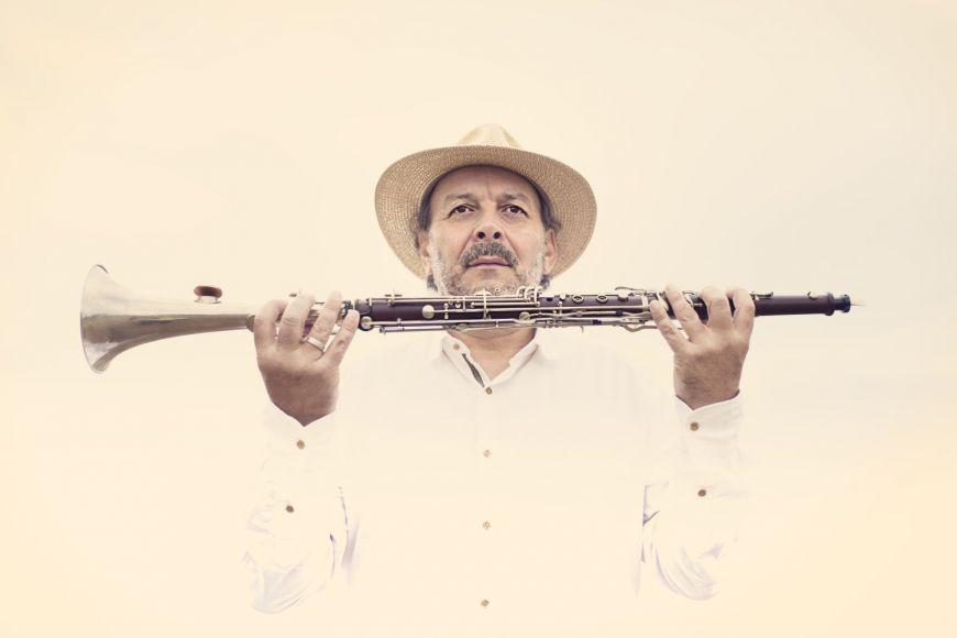 Música - Jordi Molina: retrat en groc