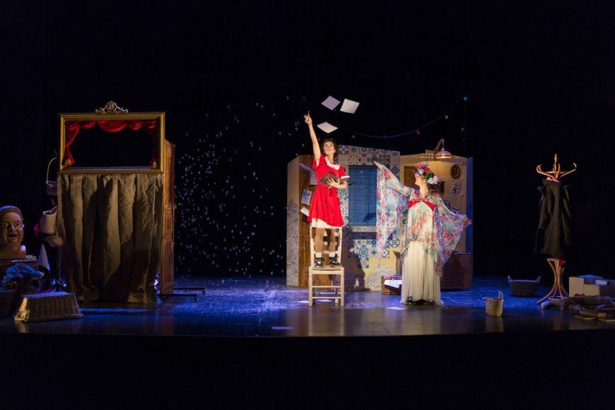 Teatre i dansa - La petita capmany