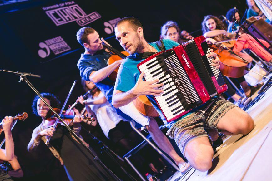 Festival Ethno Catalonia -  Ethno Orchestra
