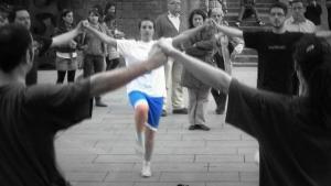 Audició de sardanes a Banyoles