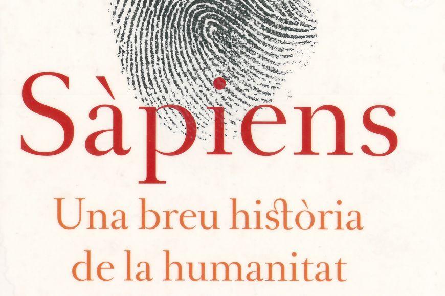 Club de lectura - Sàpiens: una breu història de la humanitat