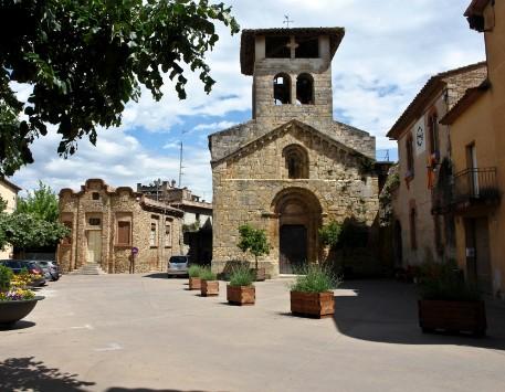 Pessebre vivent a Serinyà