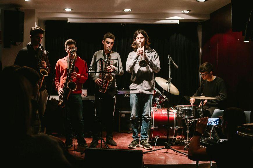 Concert de combos - Escola Municipal de Música de Banyoles