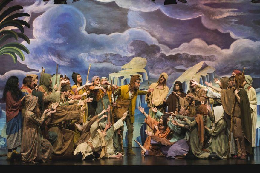 Teatre i música: Els pastorets de Banyoles