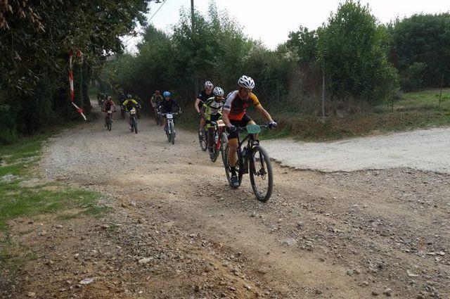 V Cronoescalada Biciclista a Porqueres