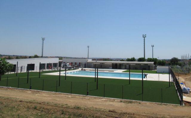 Festa de tancament de la piscina municipal de Porqueres