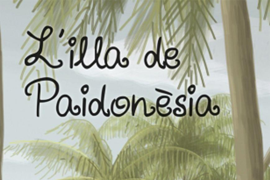 Club de lectura infantil - L'Illa de Paidonèsia