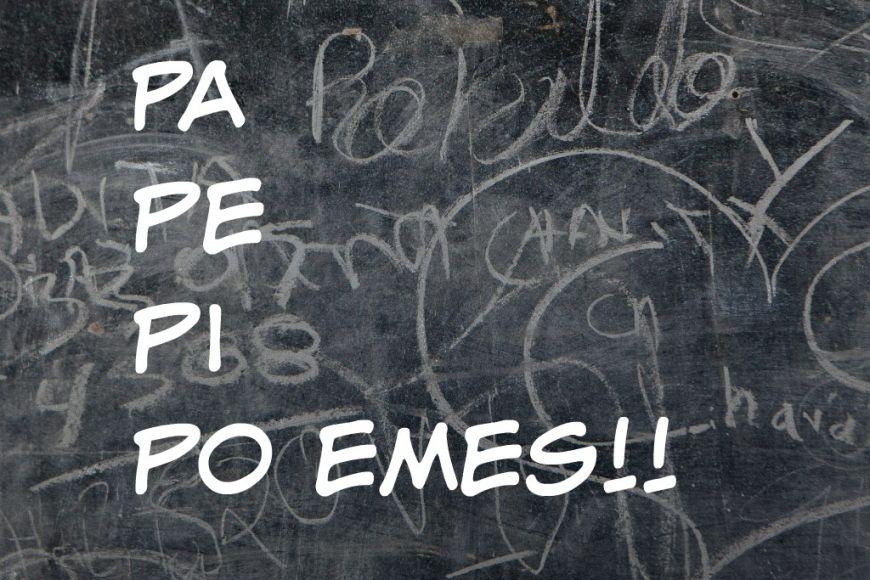 Hora de conte - Papepipoemes!