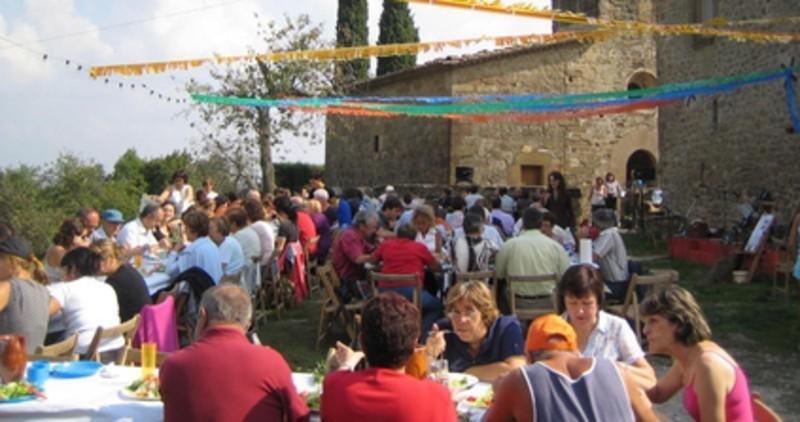 Festa Major de Pujarnol, Porqueres