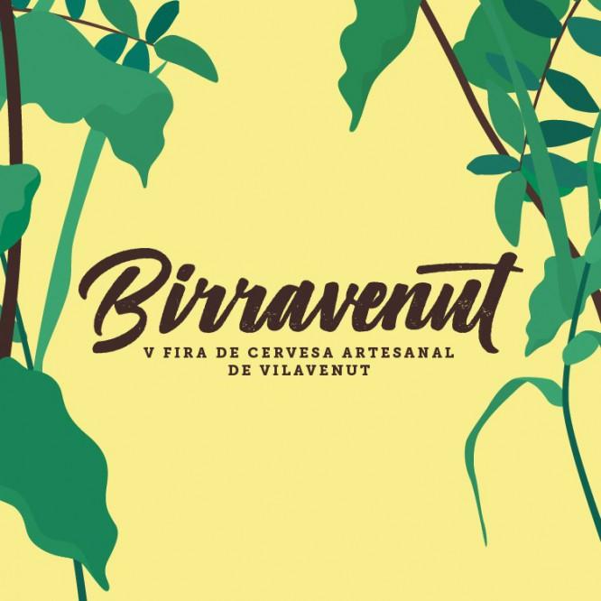 Birravenut, V Fira de cervesa artesanal de Vilavenut
