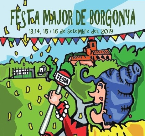 Festa Major de Borgonyà, Cornellà del Terri