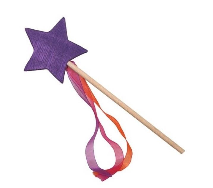 Tallers infantils - Taller de creació, decoració d'escombretes, varetes o mirallets màgics