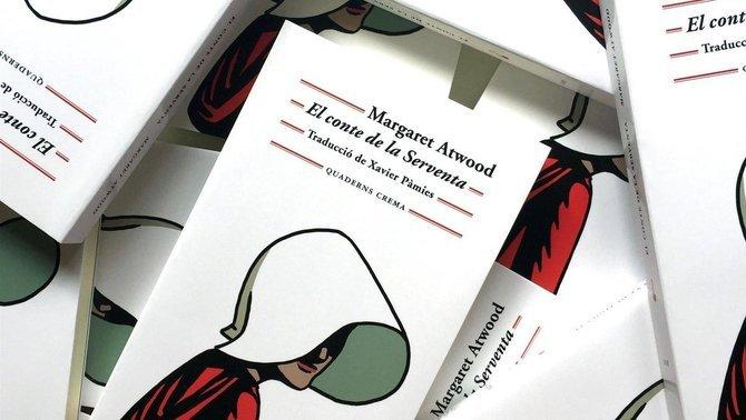 Club de Lectura d'Adults - El conte de la serventa de Margaret