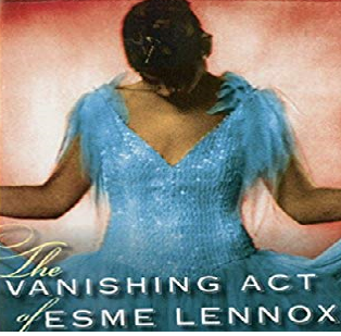 English reading club -  The Vanishing Act of Esme Lennox