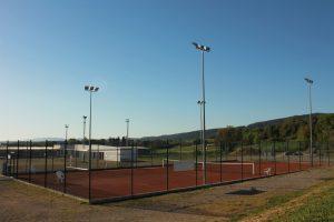 Trobada Comarcal de Tennis a Porqueres