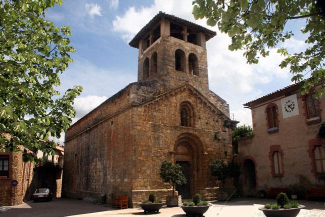 Missa de nadal a Parròquia de Sant Andreu de Serinyà