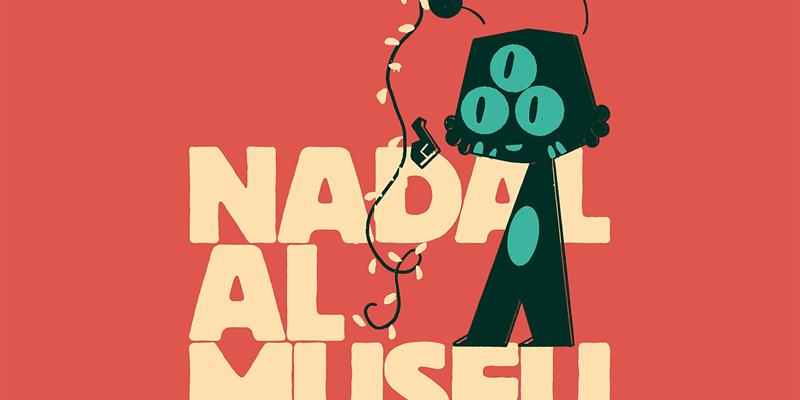 Joc de pistes: Nadal al Museu
