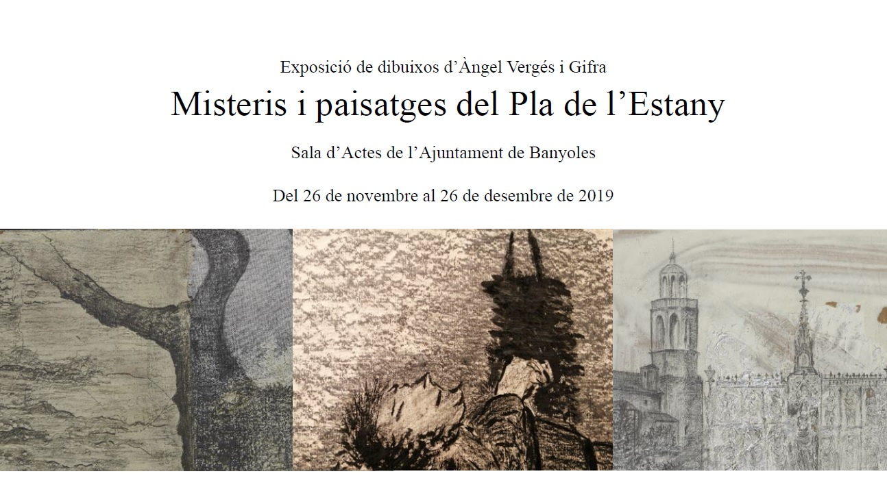Exposició - Misteris i paisatges del Pla de l'Estany