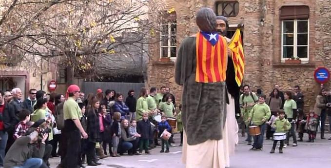 Festa de Sant Andreu de Serinyà