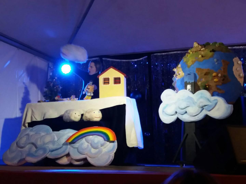 Hora del Conte: Núvols, estels i Contes del cel
