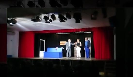 """Teatre """"No hi ha lladre que per bé no vingui"""" a Crespià"""