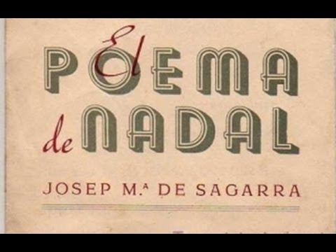 """Lectura del """"Poema de nadal"""" a Esponellà"""