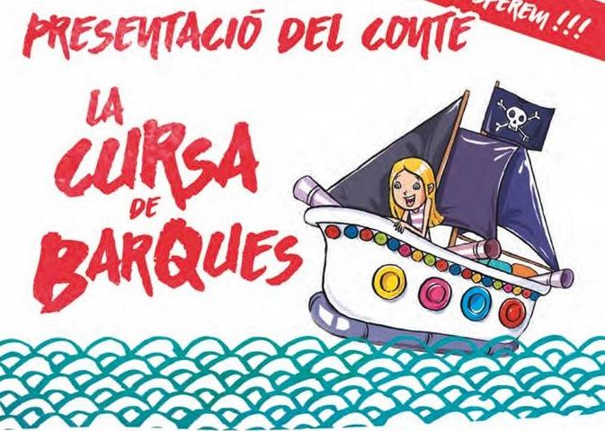 Hora del conte - La cursa de les barques