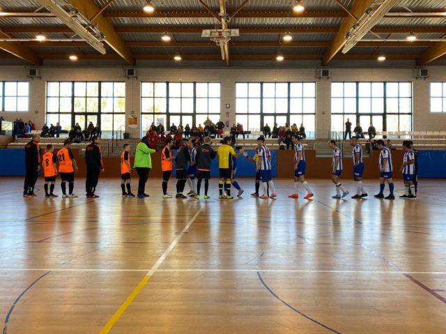 2a jornada. Lliga territorial de bàsquet per a persones amb discapacitat a Banyoles