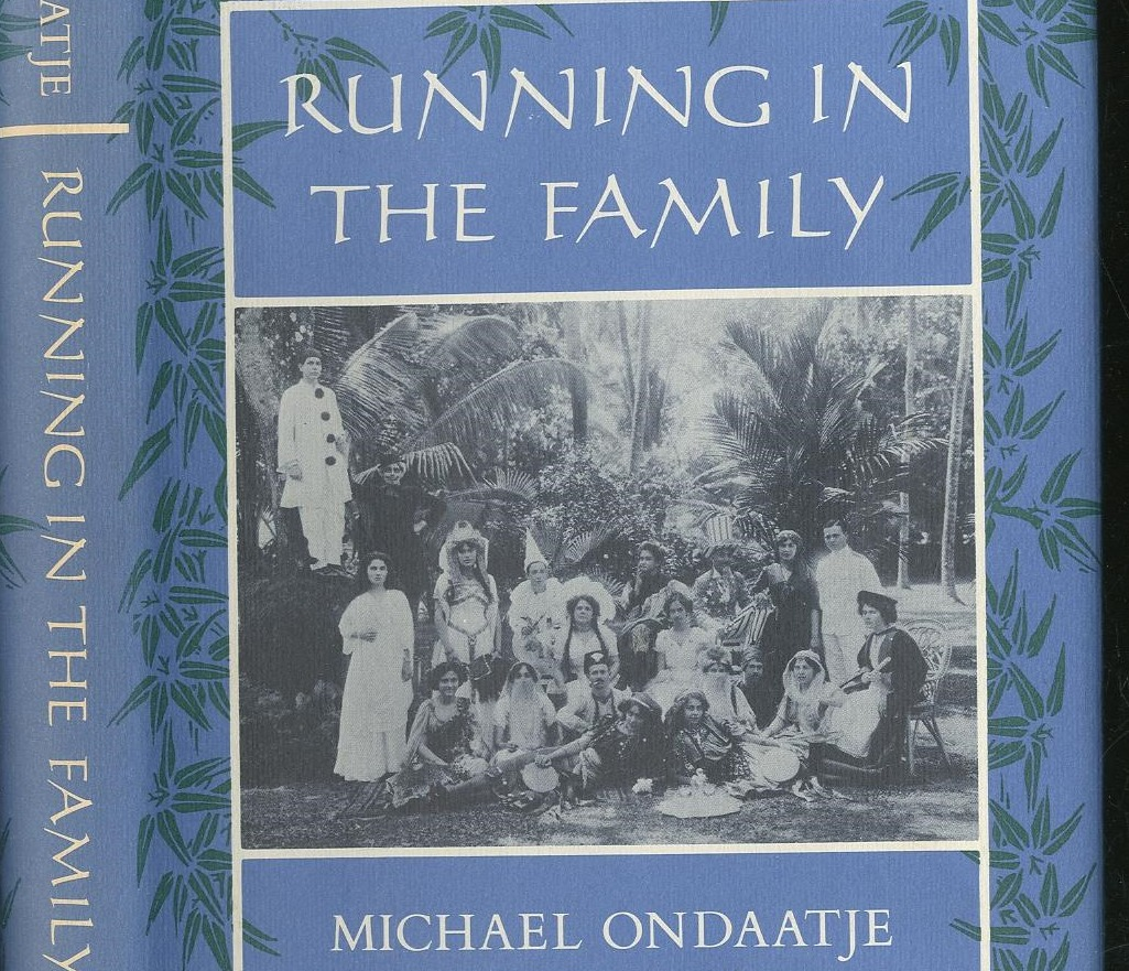 English reading Club: Running in the family