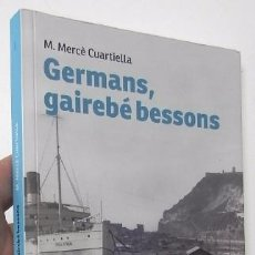 Club de lectura: Germans, gairebé bessons