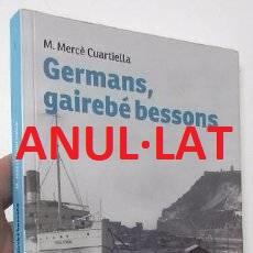 Club de lectura: Germans, gairebé bessons