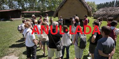 Visita guiada: Visita al parc neolític de de la Draga