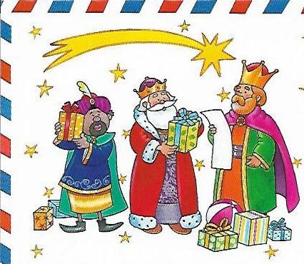 Reis d'Orient a Sant Miquel de Campmajor