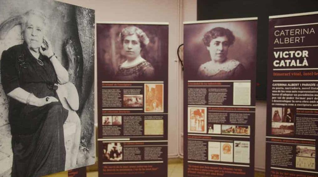 Exposició: Víctor Català