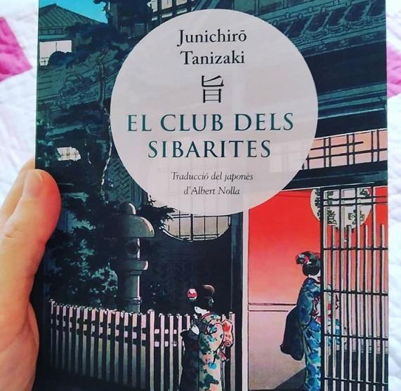 Club de lectura: El Club dels Sibarites