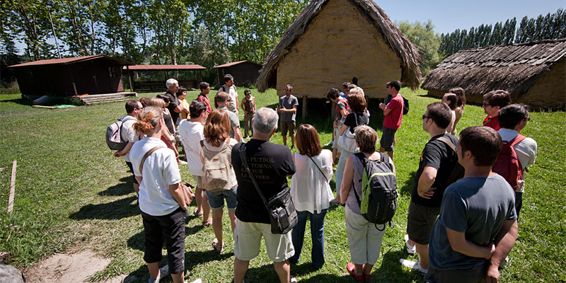 Visita guiada: Visita al Parc Neolític de la Draga