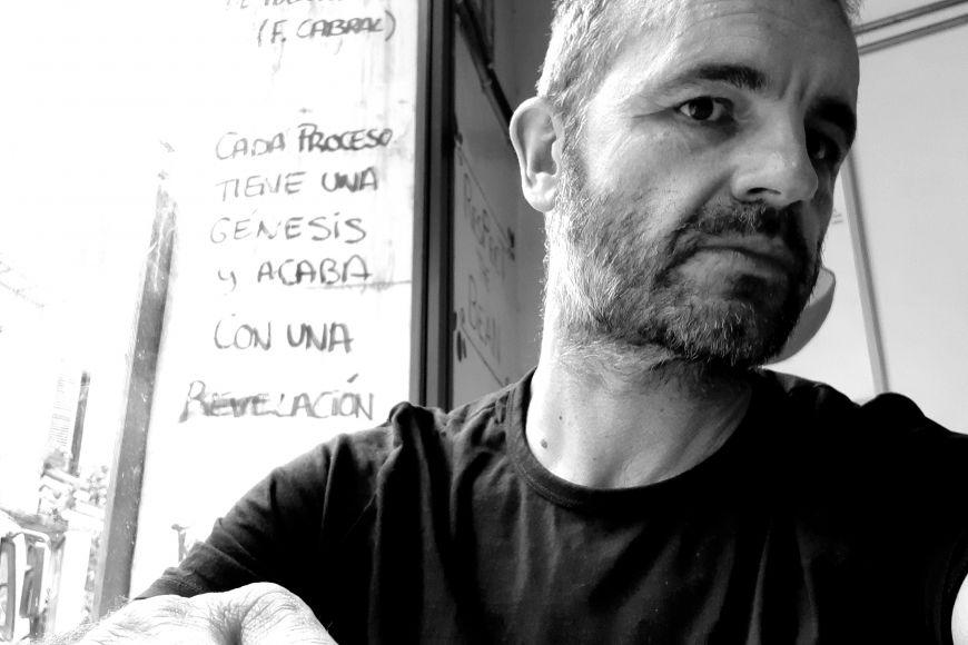 """Cicle """" Vers al bar"""", recital i lectura de poesia : Ermita amb Jordi Llavina"""