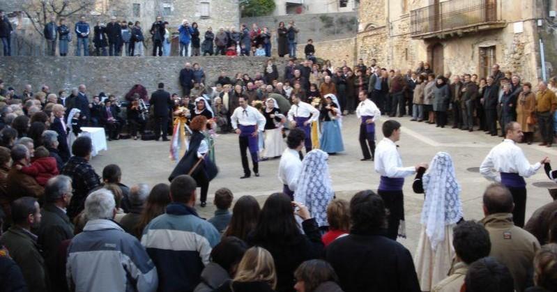 Festa de Candelera de Esponellà